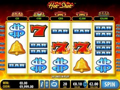 Hot Shot automaat77.com Bally 1/5