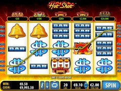 Hot Shot automaat77.com Bally 4/5
