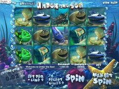 Under the Sea - Betsoft