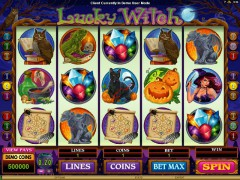 Lucky Witch - Microgaming