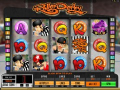 Roller Derby - Microgaming