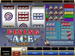 Flying Ace - Microgaming