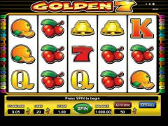 Golden 7 - Gaminator