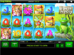 Frog Princess - iGaming2GO