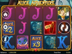 Alice Adventure - iSoftBet