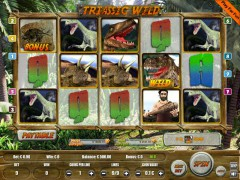 Triassic 9 Lines - Wirex Games
