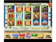 Roman Empire 9 Lines - Wirex Games
