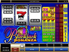 Blackjack Bonanza - Microgaming