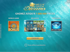 Mega Fortune Dreams - NetEnt