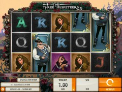 The Three Musketeers automaat77.com Quickspin 1/5