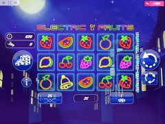 Electric7Fruits automaat77.com MrSlotty 1/5