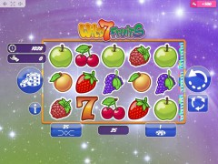 Wild7Fruits automaat77.com MrSlotty 1/5