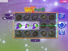 Wild7Fruits automaat77.com MrSlotty 2/5