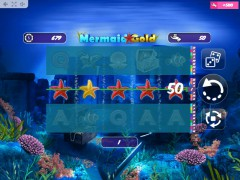 Mermaid Gold automaat77.com MrSlotty 2/5