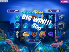 Dolphins Gold automaat77.com MrSlotty 2/5