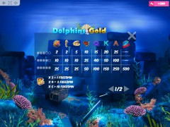 Dolphins Gold automaat77.com MrSlotty 5/5